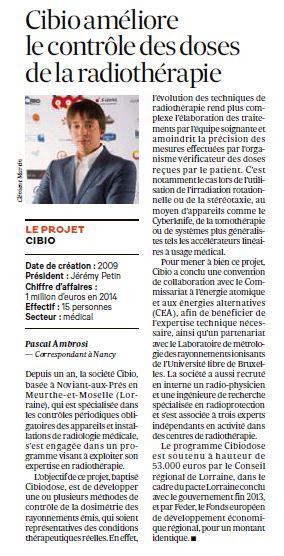 article Cibio 5-05-15